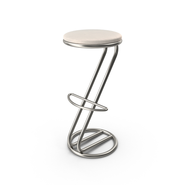 Designer Bar Stool PNG & PSD Images