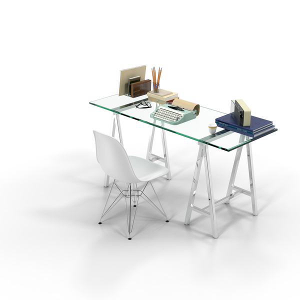 Desk Set PNG & PSD Images