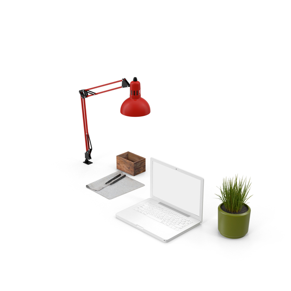 Desktop Accessories PNG & PSD Images