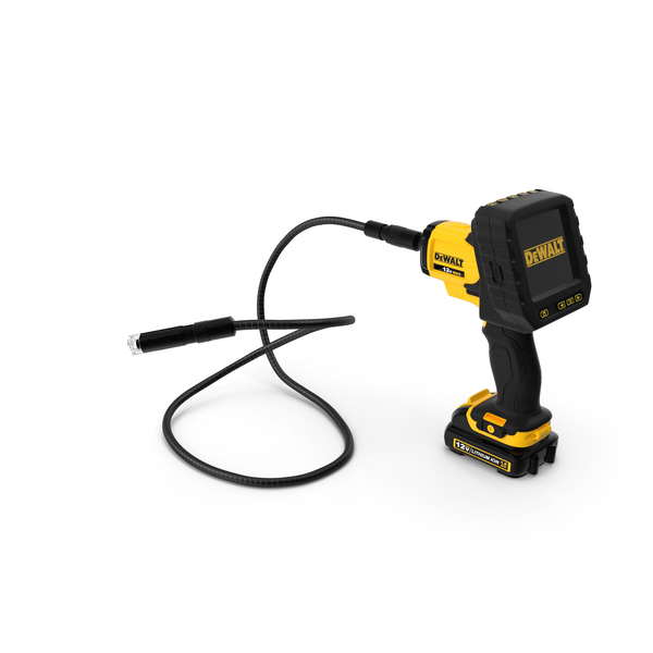 DeWALT DCT410N Inspection Camera PNG & PSD Images