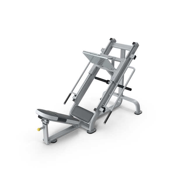 Diagonal Leg Press PNG & PSD Images