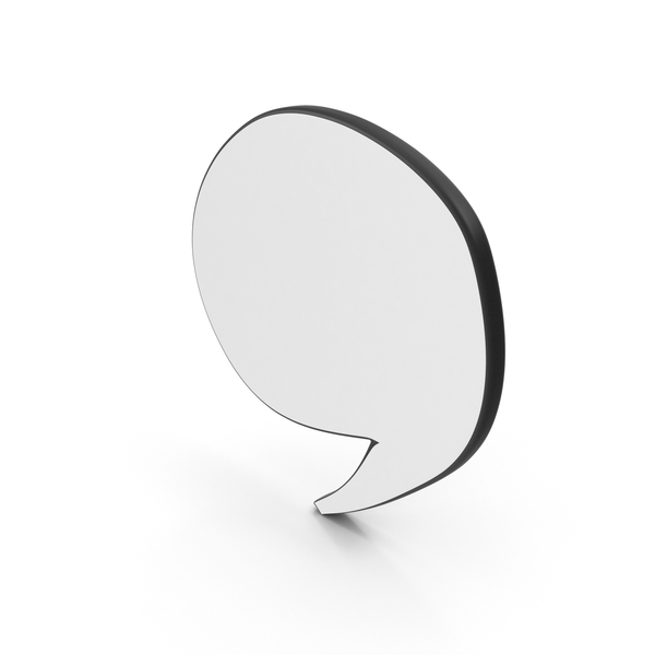 Dialogue Bubble PNG & PSD Images
