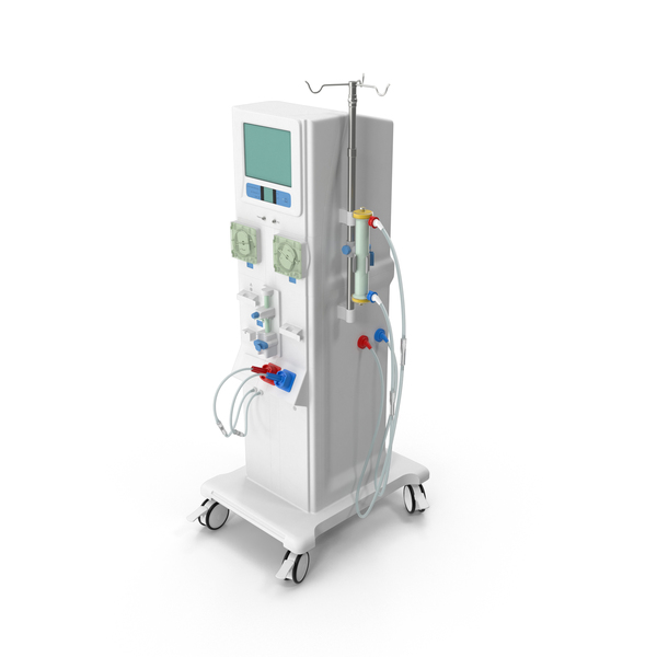 Dialysis Machine PNG & PSD Images