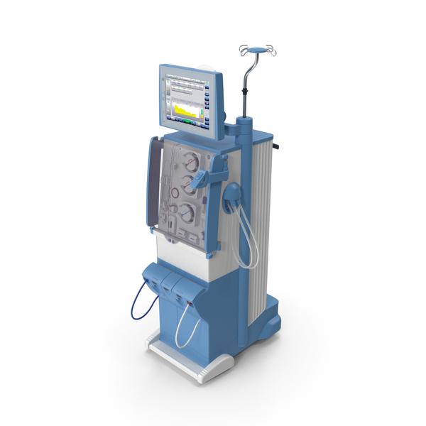 Dialysis Machine Generic PNG & PSD Images