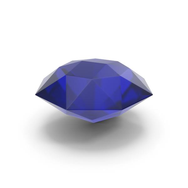Diamond Blue PNG & PSD Images