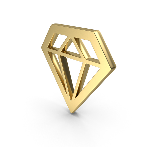 Diamond Gem Logo Icon PNG & PSD Images