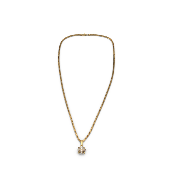 Diamond Necklace Object