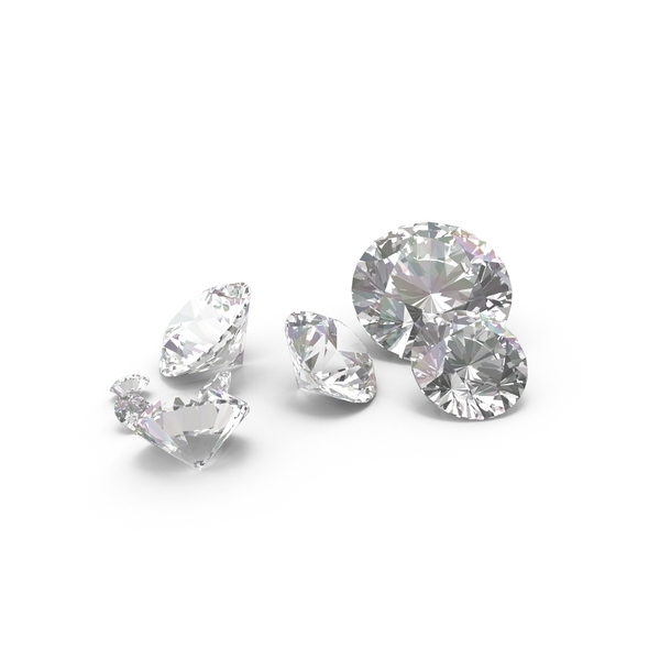 Diamonds PNG & PSD Images