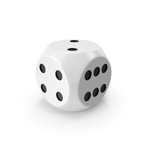 Dice White PNG & PSD Images
