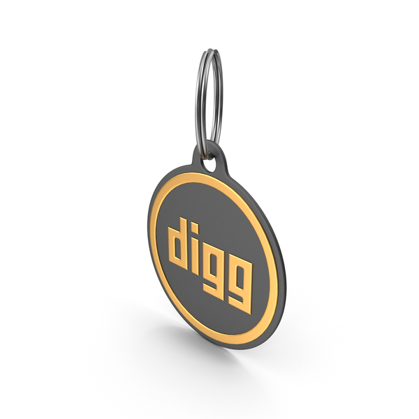 Digg Logo Icon PNG & PSD Images