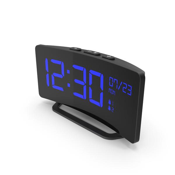 Digital Alarm PNG & PSD Images