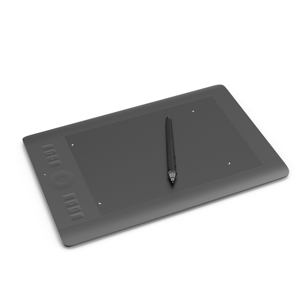 Graphics: Digital Drawing Tablet Object