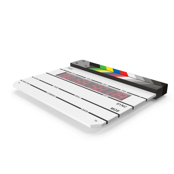 Digital Filmslate PNG & PSD Images