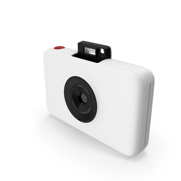 Digital Instant Camera Generic PNG & PSD Images