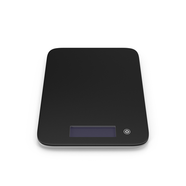 Digital Kitchen Scale PNG & PSD Images