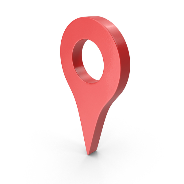 Digital Map Pointer PNG & PSD Images