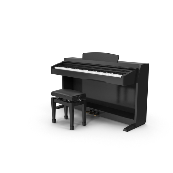 Digital Piano PNG & PSD Images