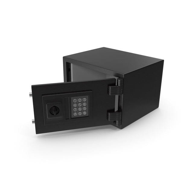 Digital Safe Open PNG & PSD Images