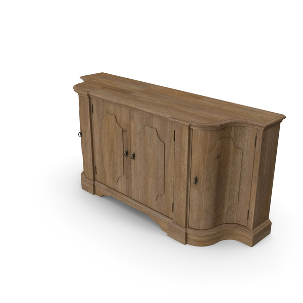 Sideboard: Dining Room Corsica Credenza PNG & PSD Images
