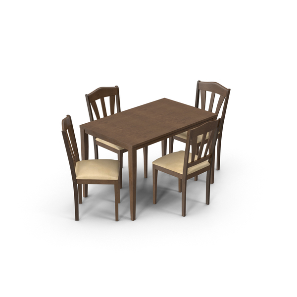 Dining Set Object
