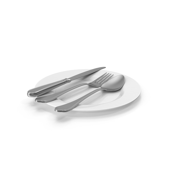 Place Setting: Dinnerware PNG & PSD Images