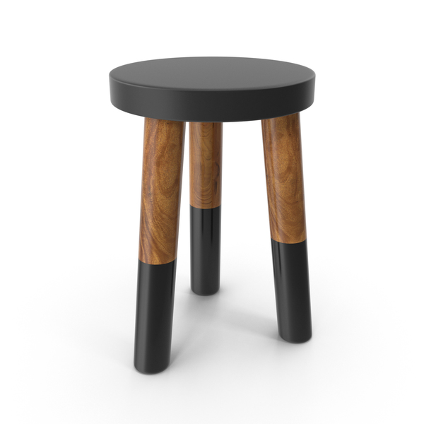 Dipped Stool PNG & PSD Images