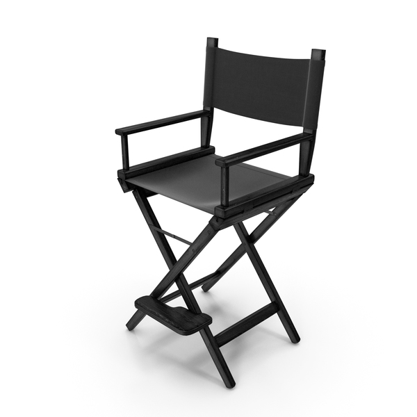 Director's: Director Chair High PNG & PSD Images