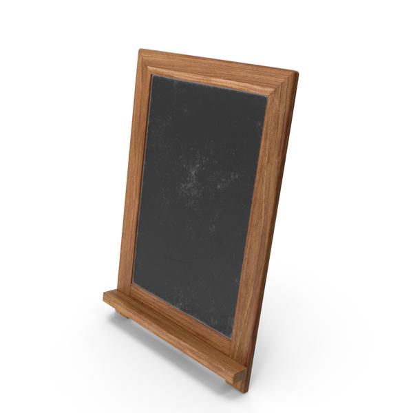 Menu: Dirty Chalk Board PNG & PSD Images