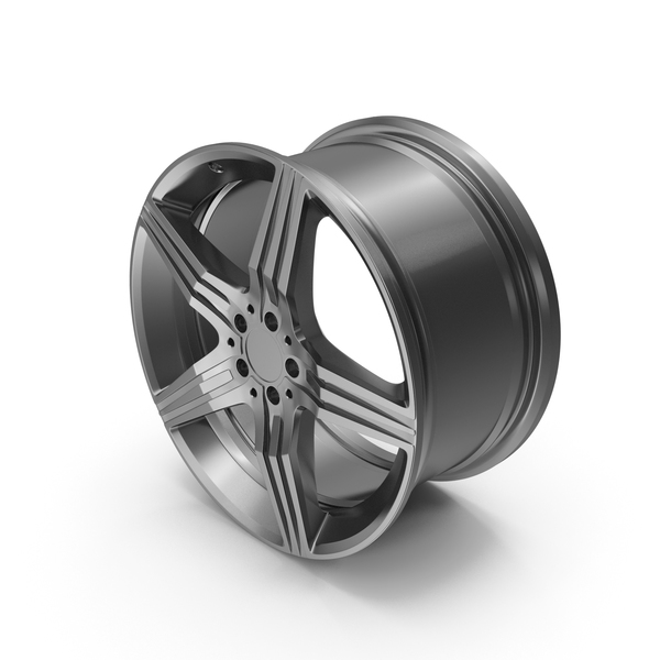 Disk Wheel AMG PNG & PSD Images