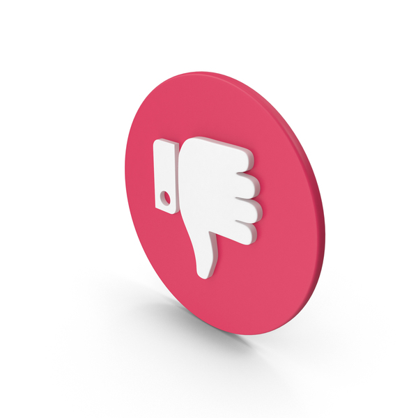 Dislike Icon PNG & PSD Images