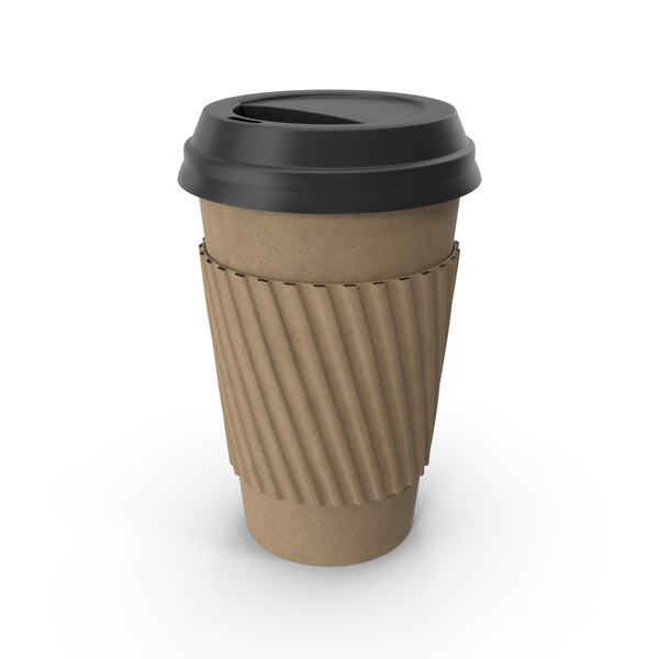 Paper: Disposable Coffee Cup PNG & PSD Images