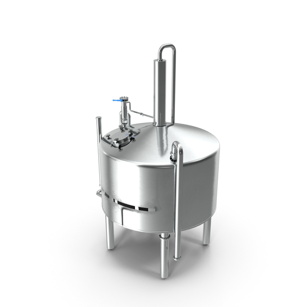 Distillation Tank PNG & PSD Images