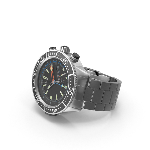 Diving Watch Object