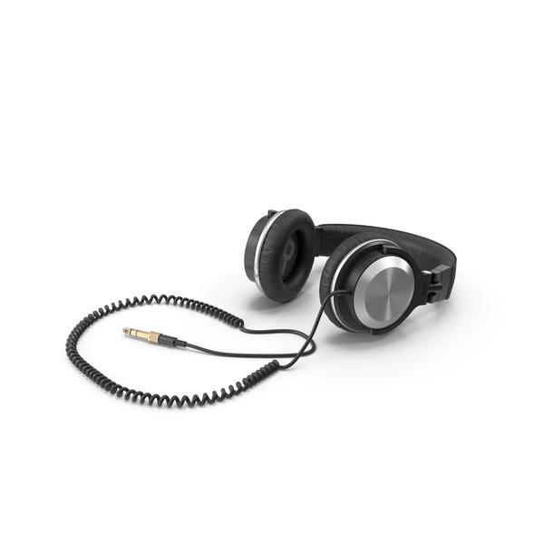 DJ Headphones PNG & PSD Images