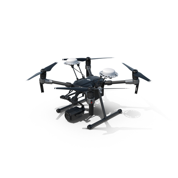 DJI Matrice 200 Drone PNG & PSD Images