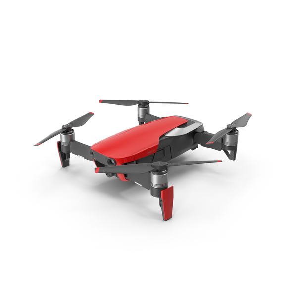 Dji Mavic Air Quadcopter Drone PNG & PSD Images