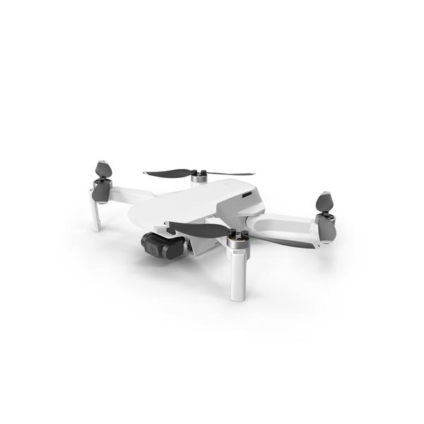Dji Mavic Mini Drone PNG & PSD Images