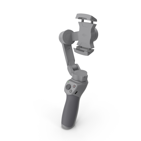 Camera Mount: DJI Osmo Mobile 3 PNG & PSD Images