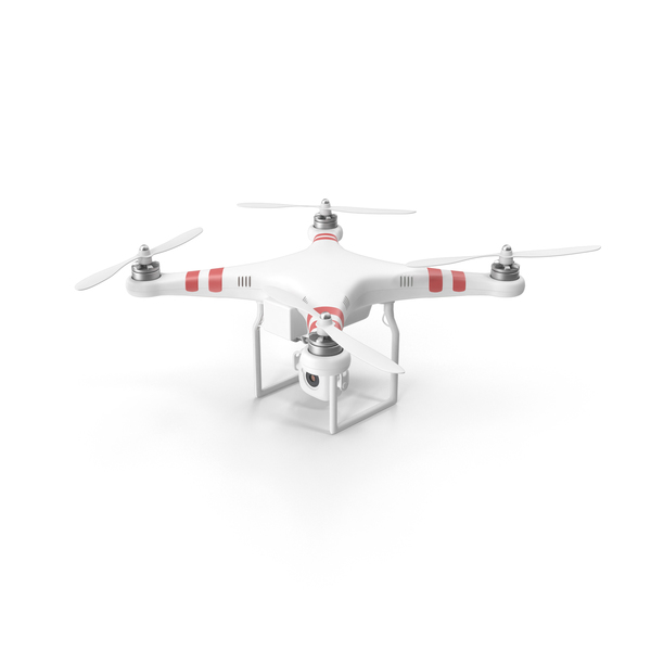 DJI Phantom Drone PNG & PSD Images
