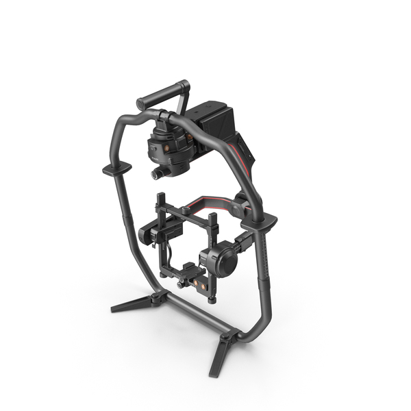Dolly: DJI Ronin 2 Camera Stabilizer PNG & PSD Images