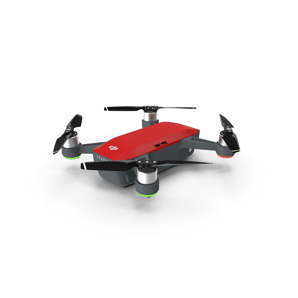 DJI Spark Quadcopter PNG & PSD Images