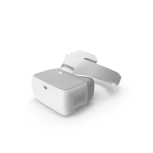DJI_Goggles PNG & PSD Images