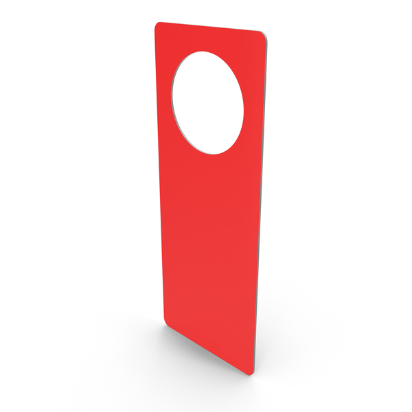 Do not disturb sign PNG & PSD Images