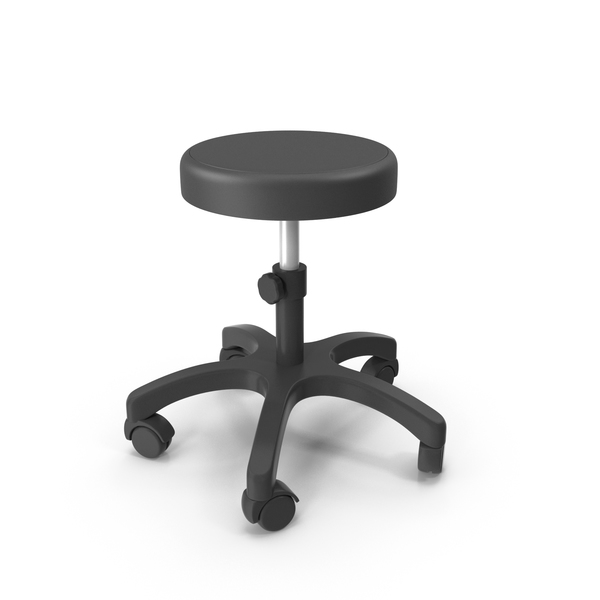 Stool: Doctor Chair PNG & PSD Images