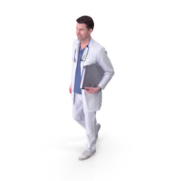 Doctor Man PNG & PSD Images