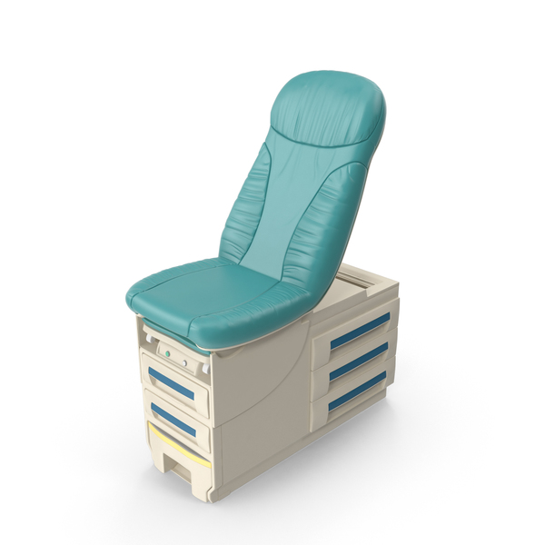 Doctors Medical Exam Table PNG & PSD Images