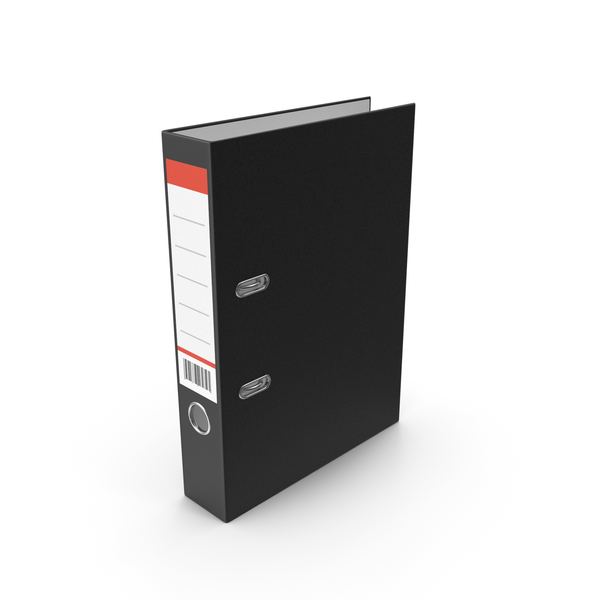 Document Folder Black PNG & PSD Images