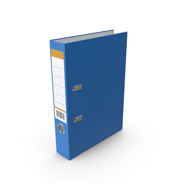 Document Folder Blue PNG & PSD Images