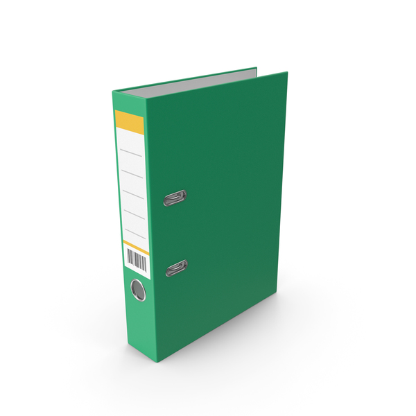 Document Folder Green PNG & PSD Images
