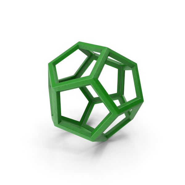 Dodecahedron PNG & PSD Images